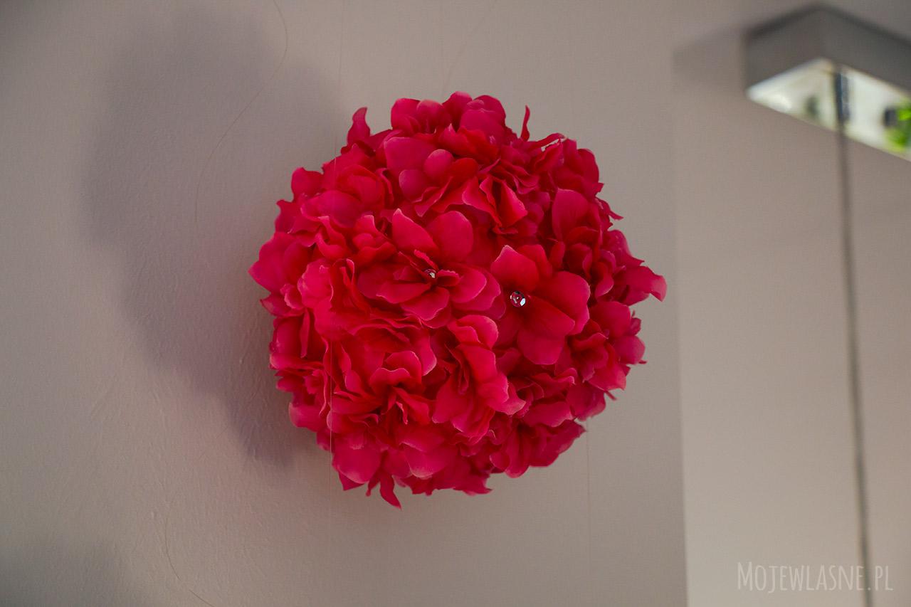 kule z róż