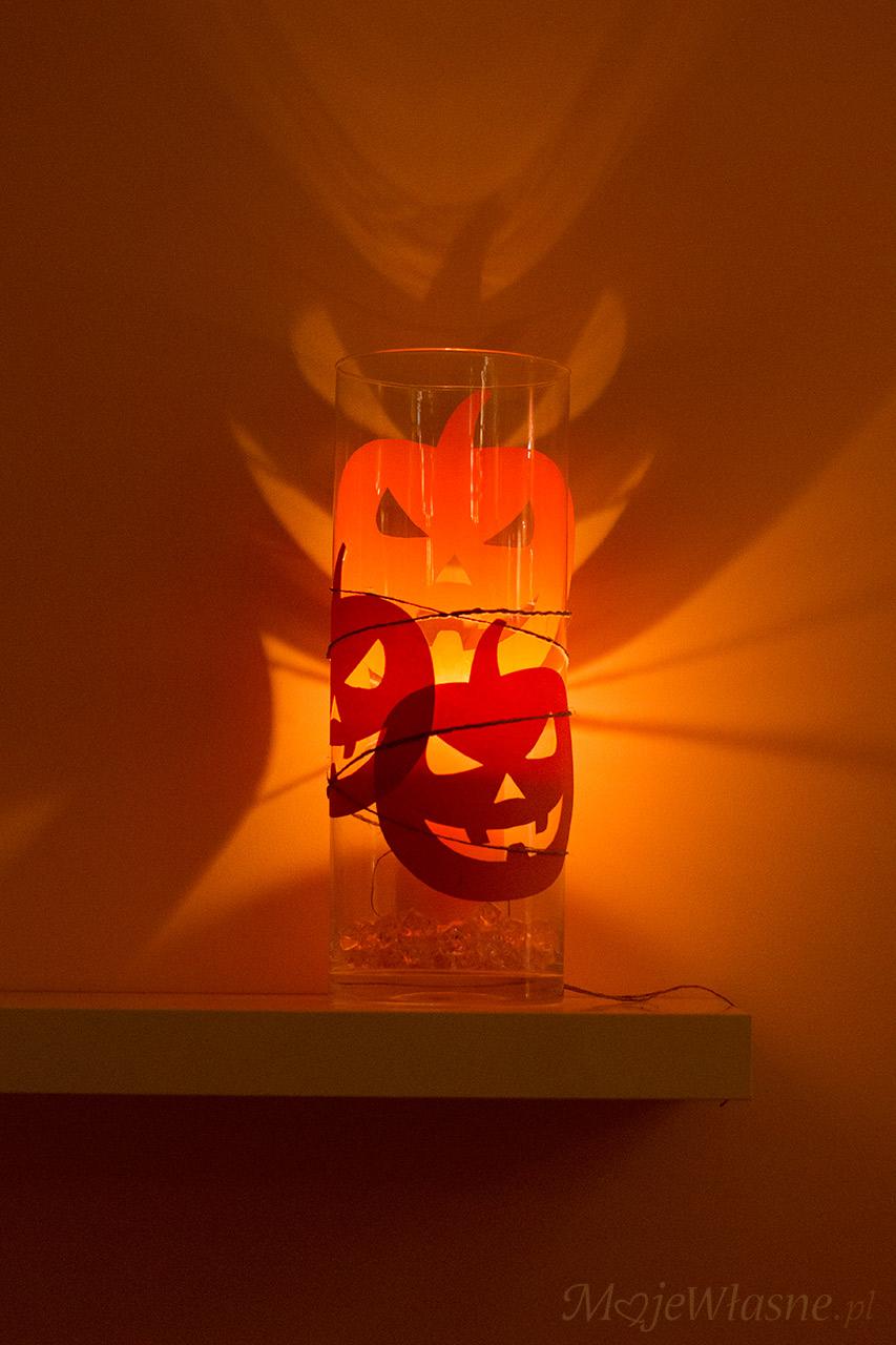 halowwen lampion DIY