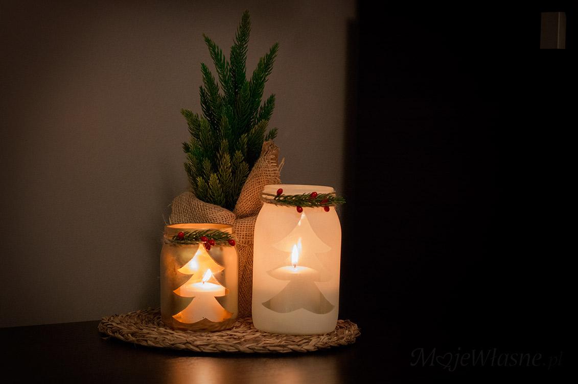 lampion na święta