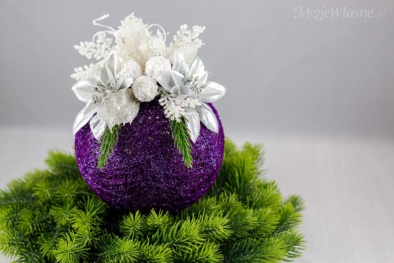 stroik świąteczny cotton handmade