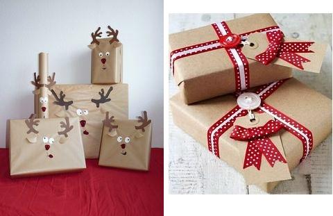 prezenty jak zapakować