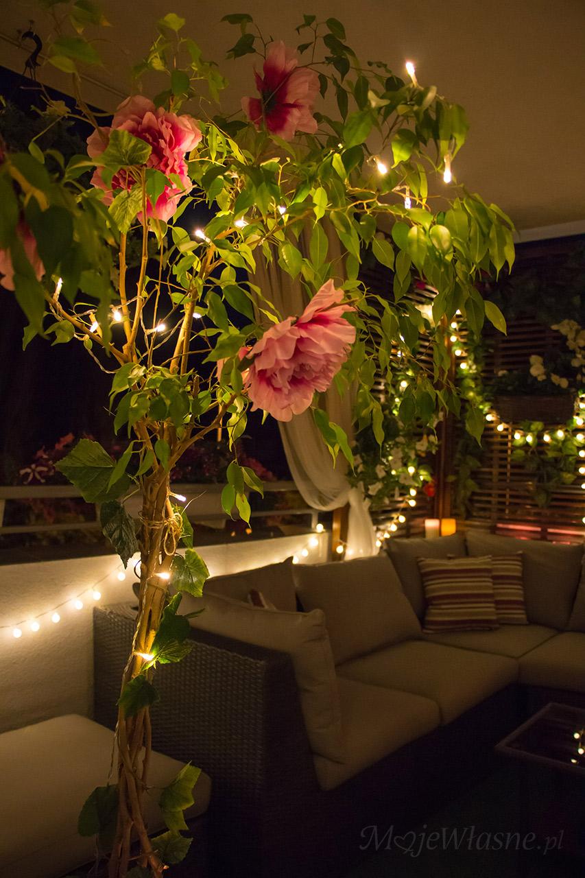 Pomysł na balkon