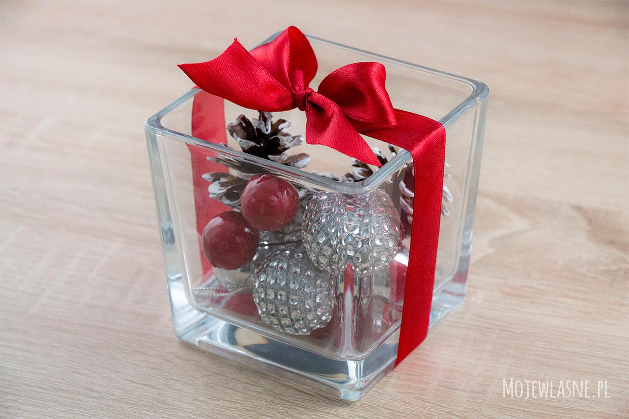 DIY: Ozdoby świąteczne łatwe w wykonaniu