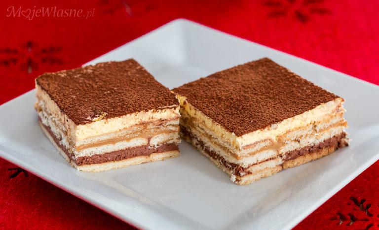 Najlepsze ciasto bez pieczenia