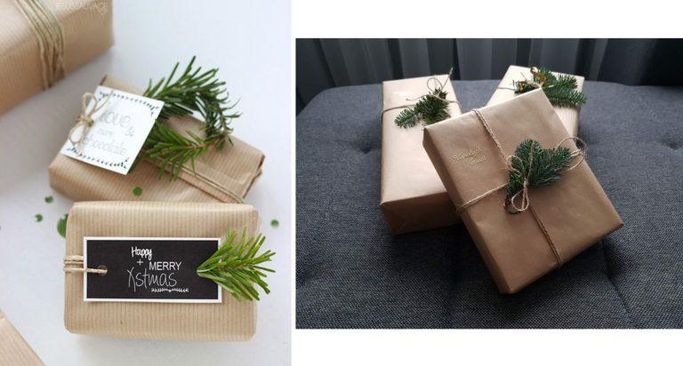 Pakowanie prezentów – Inspiracje