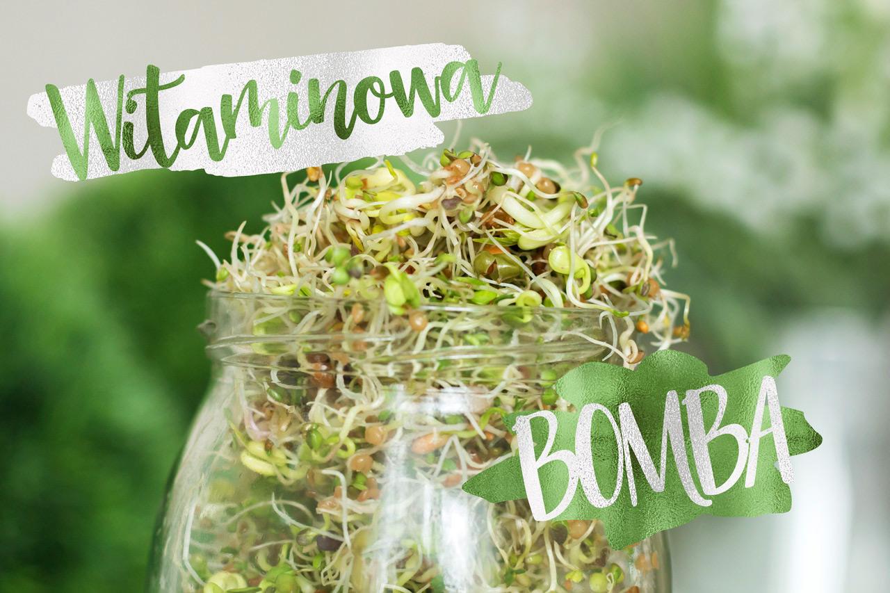 Domowe kiełki w słoiku – witaminowa bomba zdrowia!