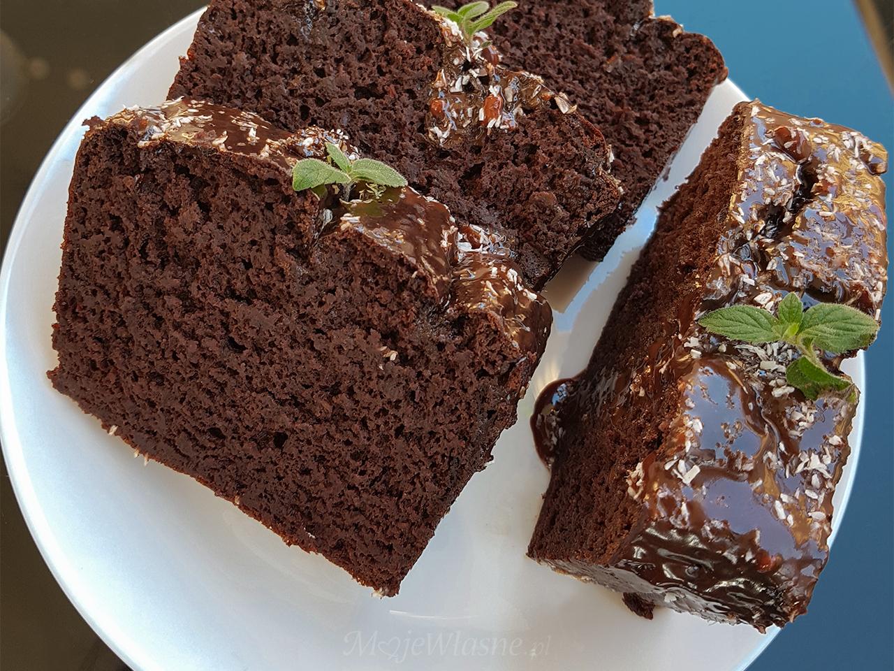 Najszybsze ciasto z czerwonej fasoli