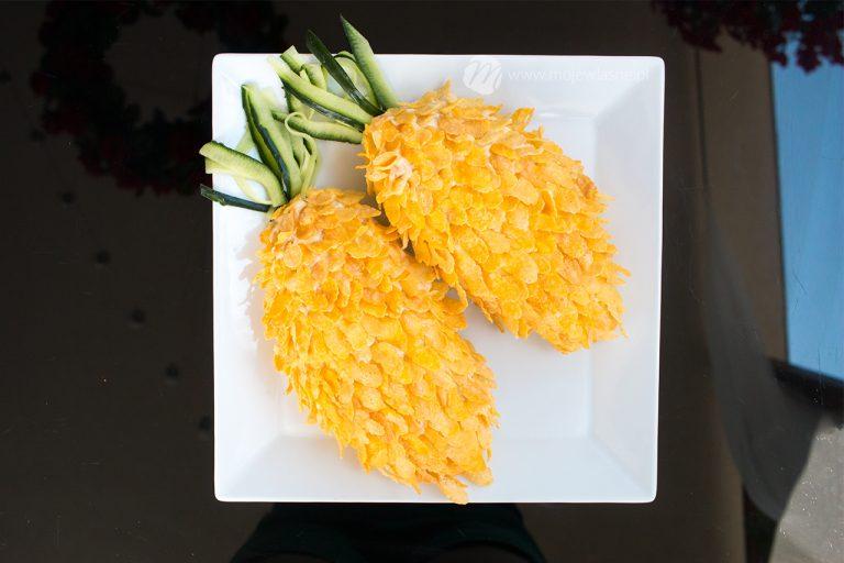 Sałatka SZYSZKA z płatków kukurydzianych