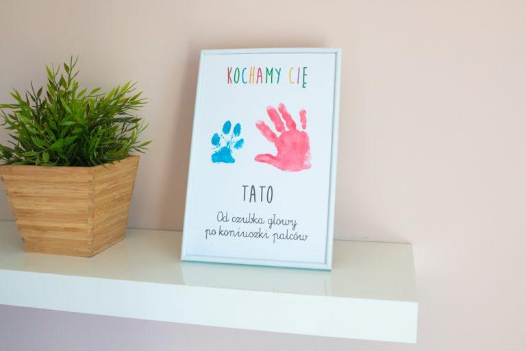 Darmowe plakaty na Dzień Ojca lub urodziny do druku