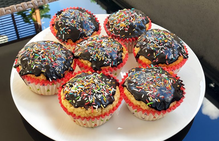 Szybkie i łatwe muffinki śmietankowe