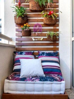 pergola balkon
